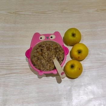 Гречневая каша с ябл...