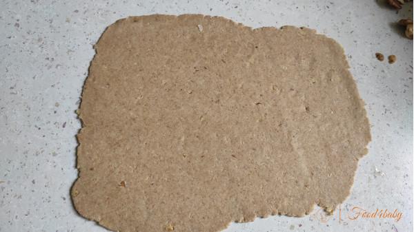 Цільнозернові хлібці для дітей