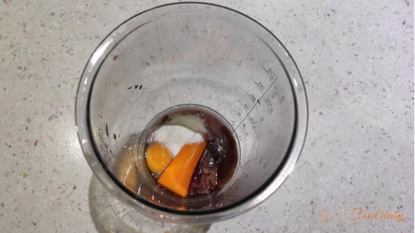 Млинці з печінки та моркви для дітей