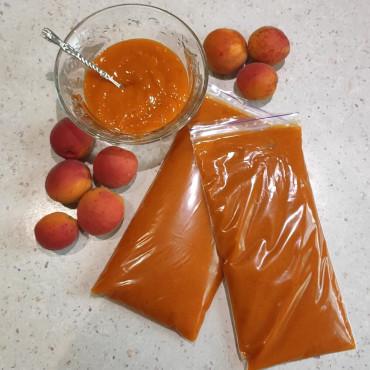 Заготовка на зиму: Фруктове пюре з абрикос
