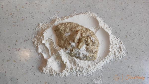 Сырная соломка с цельнозерновой мукой для детей