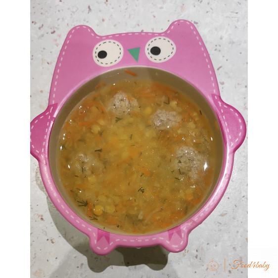 Суп із червоної сочевиці