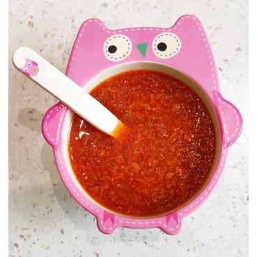 Дитячий борщ без томату