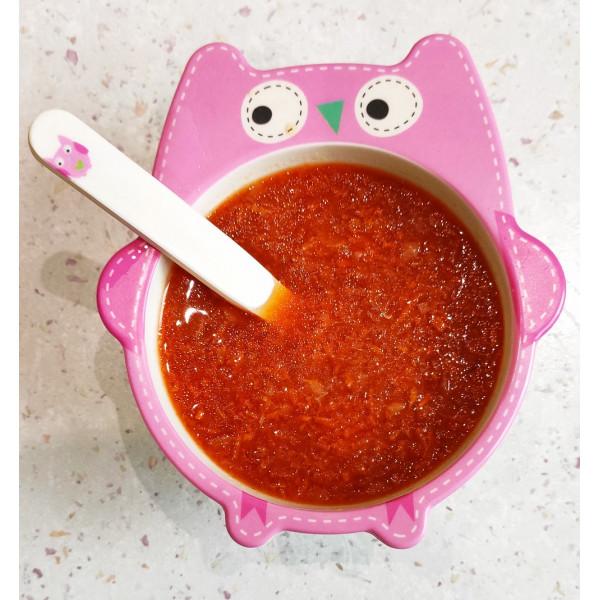 Детский борщ без томата
