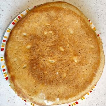 Хлібчик на сковорідці за 15 хвилин
