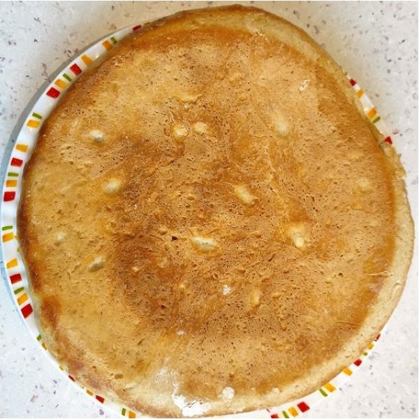 Хлебушек на сковородке за 15 минут